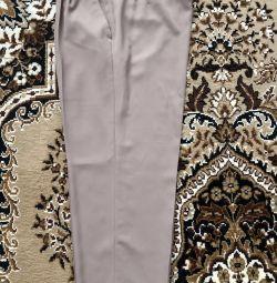 Men's trousers, summer. Size 58