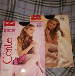 Tights for children 128-134