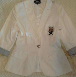 Jacheta este pentru femei.