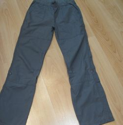 Pants 2 in 1 growth 164