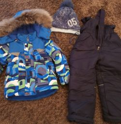 Зимовий костюм
