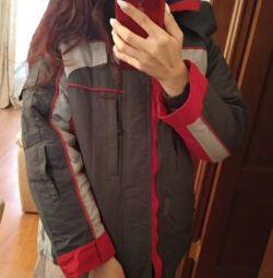 Детская куртка 2в1 11-12лет