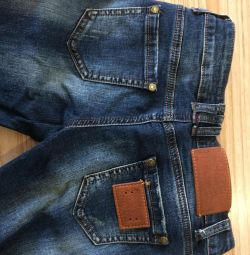 Jeans new 25 size