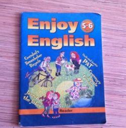 Enjoy reading book English 5-6 кл