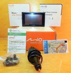 Navigator MIO N171 (moov380) cu cartela SIM