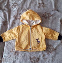 Ветровка (курточка) детская