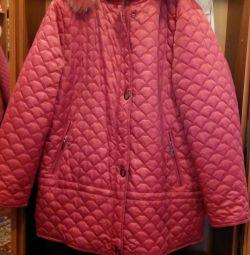Зимова куртка жіноча нова 56-58р.