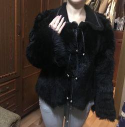 Sheepskin coat - sheepskin coat