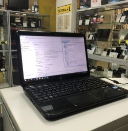 Шустрый ноутбук HP Intel Core i3/6Gb/Radeon 1Gb