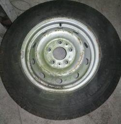 Spare wheel R16