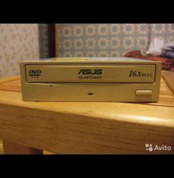 DVD drive asus DVD-E616A2