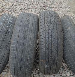 Set de anvelope de vară 215-60-R17 Dunlop