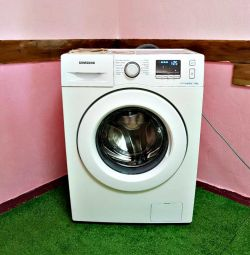 SAMSUNG washing machine 6kg Warranty, Delivery