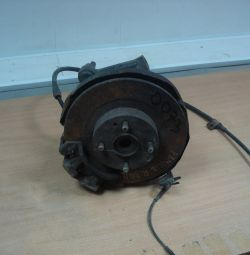 Rear right brake caliper MAZDA FAMILLIA BJ