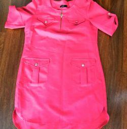 Φόρεμα - πουκάμισο μέγεθος 44-46