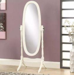 Oglinda e podea
