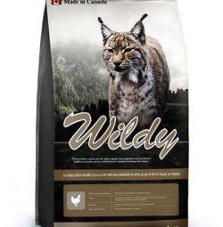 Канадский корм Wildy для взрослых кошек
