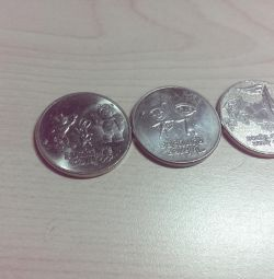 Coins commemorative Sochi