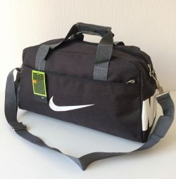 Sports bag, new