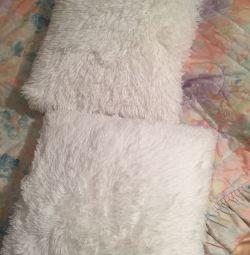 подушки пухові