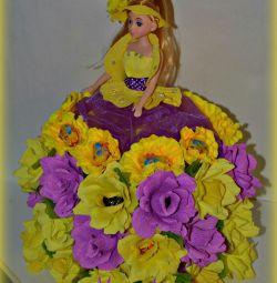 Doll. Unusual gift