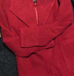 Yeni kaşmir ceket