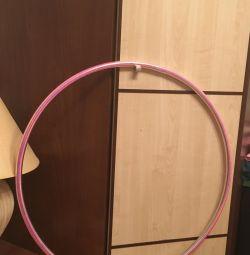 Cercul de gimnastică ritmică