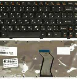 Клавиатура для Lenovo V570/B570/G570 черная