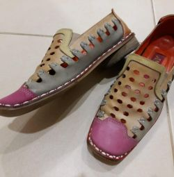 Shoes pr-in Italy 24 cm.