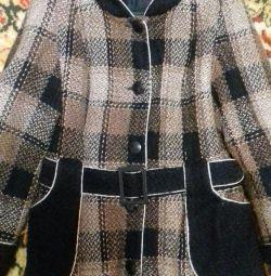 Palton drapat