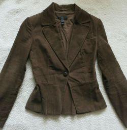 Jachetă de mână de culoare pură MNG.