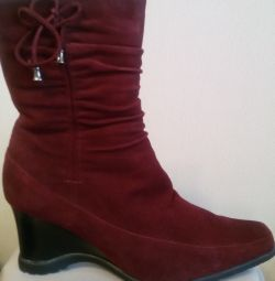 Ankle boots winter Respect, р-39 (38)