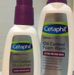 Setați pentru îngrijirea pielii cu probleme Cetaphil