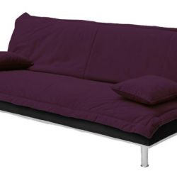 Tahoe sofa bed with removable blanket