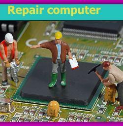 Schimbarea cipului, a cipului video și a matricei video în timpul reparațiilor