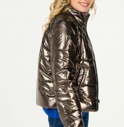 Jacket metalic Jacqueline De Yong