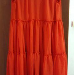 Το φόρεμα είναι σιφόν!