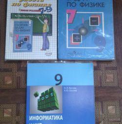 Textbooks for grades 7-9