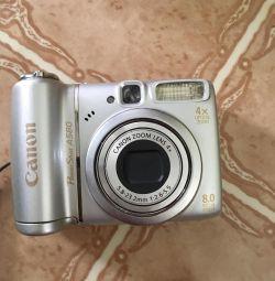 Κάμερα με τσάντα