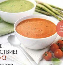 Белковый суп от Орифлейм