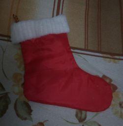 Κάλτσα Πρωτοχρονιάς