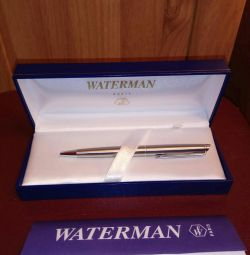 WATERMAN ballpoint pen (France)