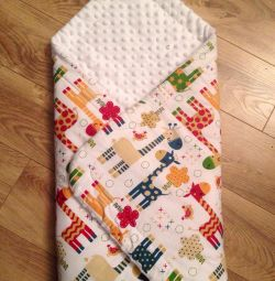 Children's blanket blanket