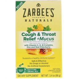 Zarbee's напиток при простуде, болях в горле