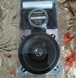 13cm 2 way coaxial speaker system