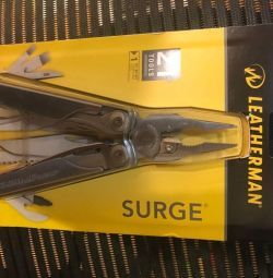 Leatherman SURGE 830161 (nylon) (blister)