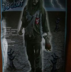 Carnival costume Dr. Zombie