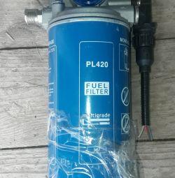 Filtru de combustibil KAMAZ de curățare aspră PreLine 420