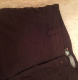 Trousers insulated 42-44