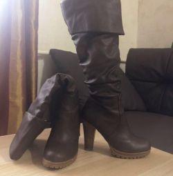 Χειμερινές μπότες ❄️